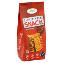 ABY'S Gluténmentes Snack - Chilis 150 g