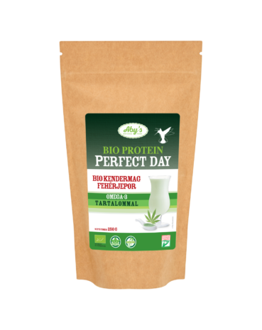 ABY BIO Protein Perfect Day - Bio Kendermag Fehérjepor 250 g