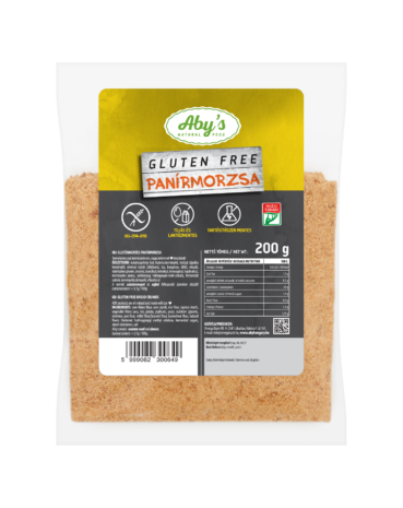 ABY'S Gluten Free Panírmorzsa 200 g